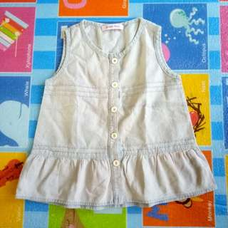 (BNEW) Great Kids Top (Size 4)