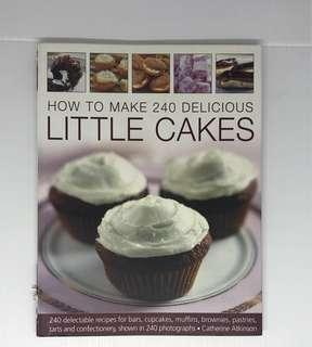 Buku resep kue kecil