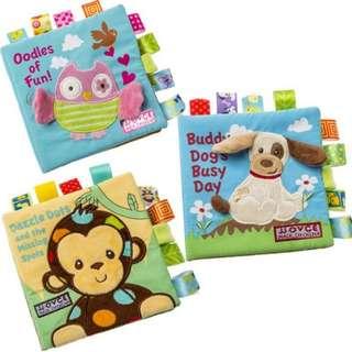 (Preorder) Baby Cloth Book