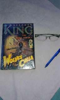 "Author:Stephen King "" The dark Tower V"""