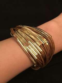 NY & Co. Faux leather Bracelet (FREE SHIPPING WITHIN METRO MANILA)