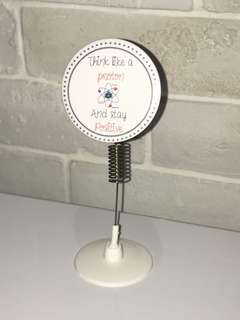 Personalised Spring Stand [NEW]