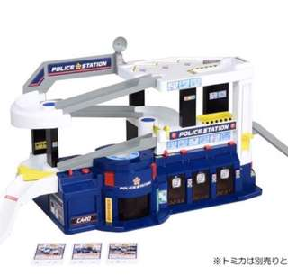 Tomica DX Sound Police Station (Limited Edition from Japan)