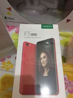 Rushh!!! OPPO F5 6gb SEALED 19,990 mall price