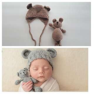 Newborn photography costume