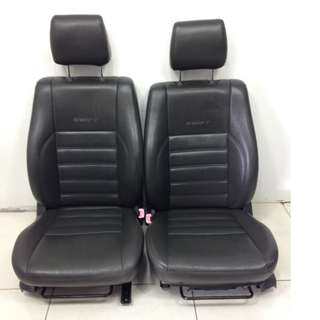 Suzuki Swift Car Leather Seat (CS378)