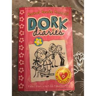 Used DORK DIARIES books, storybooks, Rachel Renée Russell, Children Books, Education, Tales From a Not-So-Fabulous Party Girl