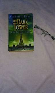 "Author:Stephen King "" The Dark Tower III"""