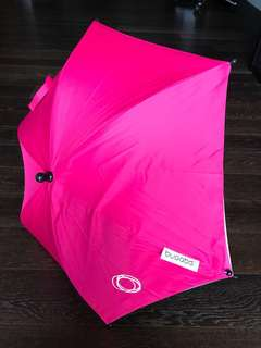 Bugaboo Parasol in hot pink
