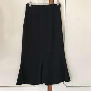 Zara fishtail skirt