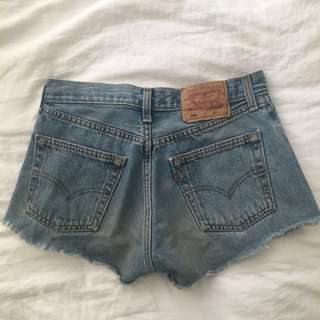 Authentic vintage Levi's Shorts