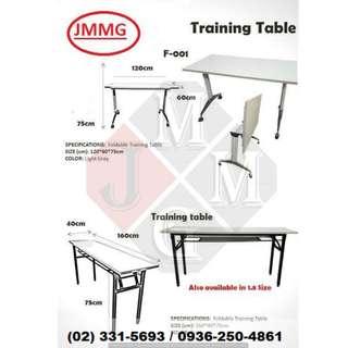 training-seminar ( folding desk ) office partition*
