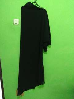 Khimar Pinguin (double layer)