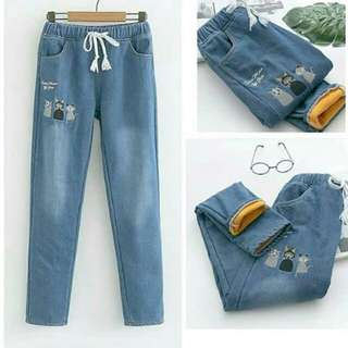 SL TWO CATS JEANS LIGHT
