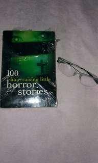 """100 Horror Stories """" Hair-raising Little"""""""