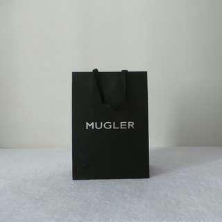 Mugler Paper Bag