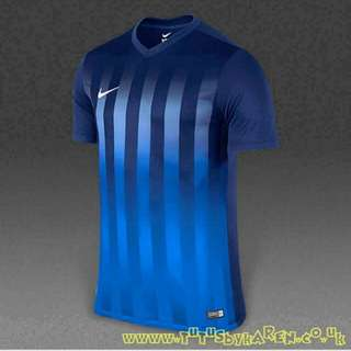 REPRICED Blue Football Jersey