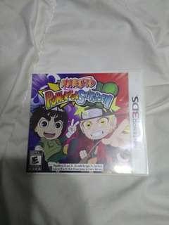 3DS - Naruto : Powerful Shippuden