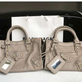 Balenciaga bags import