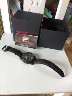 New! Ducati Corse Dynamic Quartz Watch