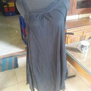 Dress hitam dress party pretty woman
