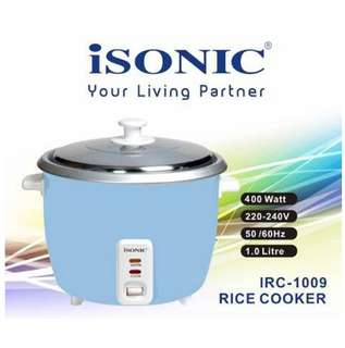 Isonic Rice Cooker