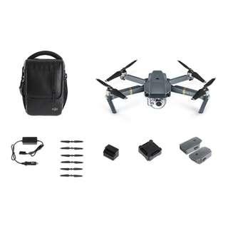DJI Mavic Pro (Fly More Combo) Drone