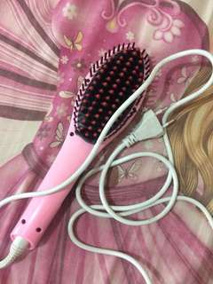 Fast Hair Straightener