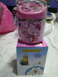 Hello kitty thermal container