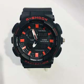 G- shock dual time