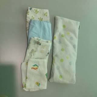 Baby Love Baby Organic Bean Sprout Pillow