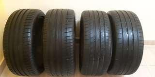 """Tyre 18"""" Mechline. Ps"""