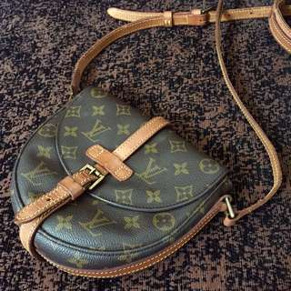 Authentic LV Chantilly