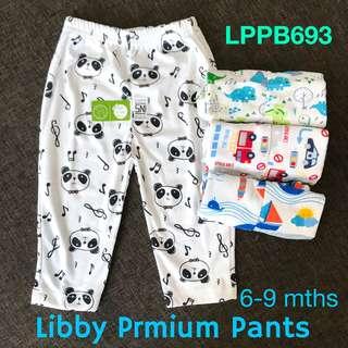 6-9m Libby Premium Long Pants Baby infant Casual