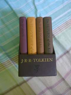 The Hobbit and Lord of the Rings Complete Set