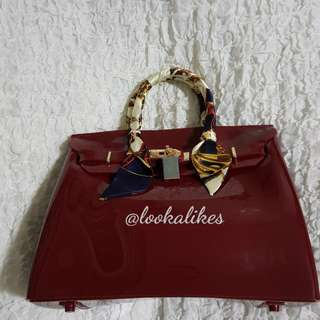Auth. Quality Beachkin Bag