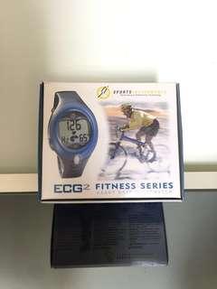ECG heart rate fitness wristwatch 運動腕錶