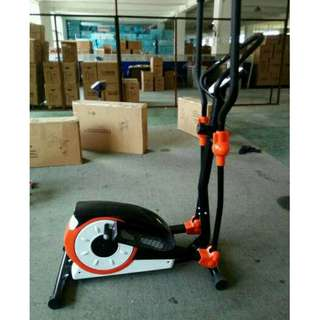 sepeda elliptical bike tanpa tempat duduk