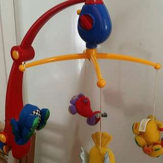 Tolo Toy Musical Travel Mobile