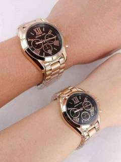 MK WATCH FOR COUPLE