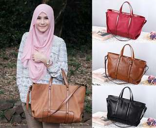 Bag Zaskia by ZARA Basic.