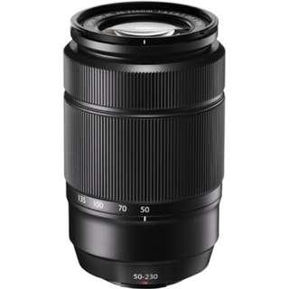 Fujifilm 50-230mm lens