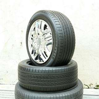 Used 205/55 R16(Sold) Goodyear (2pcs) 🙋‍♂️
