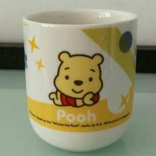 "[New] Disney "" Winnie the Pooh"" Cuties Pooh Cup"