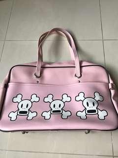Paul frank pink handbag 粉紅色手袋