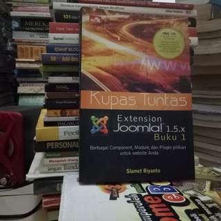 Kupas Tuntas Extension Joomla 1.5.x Buku 1