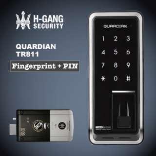 H-Gang TR811 Fingerprint & PIN Digital Door Lock