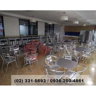 Aluminum (table) (chair) Factory Price*Office Partition