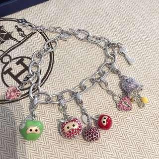 正貨 施華洛世奇 Swarovski Bracelet Charm