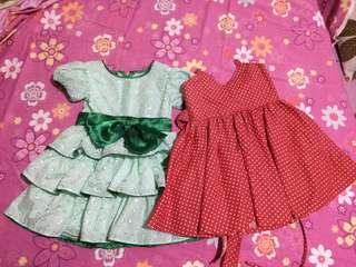 Bundle 2 Dresses